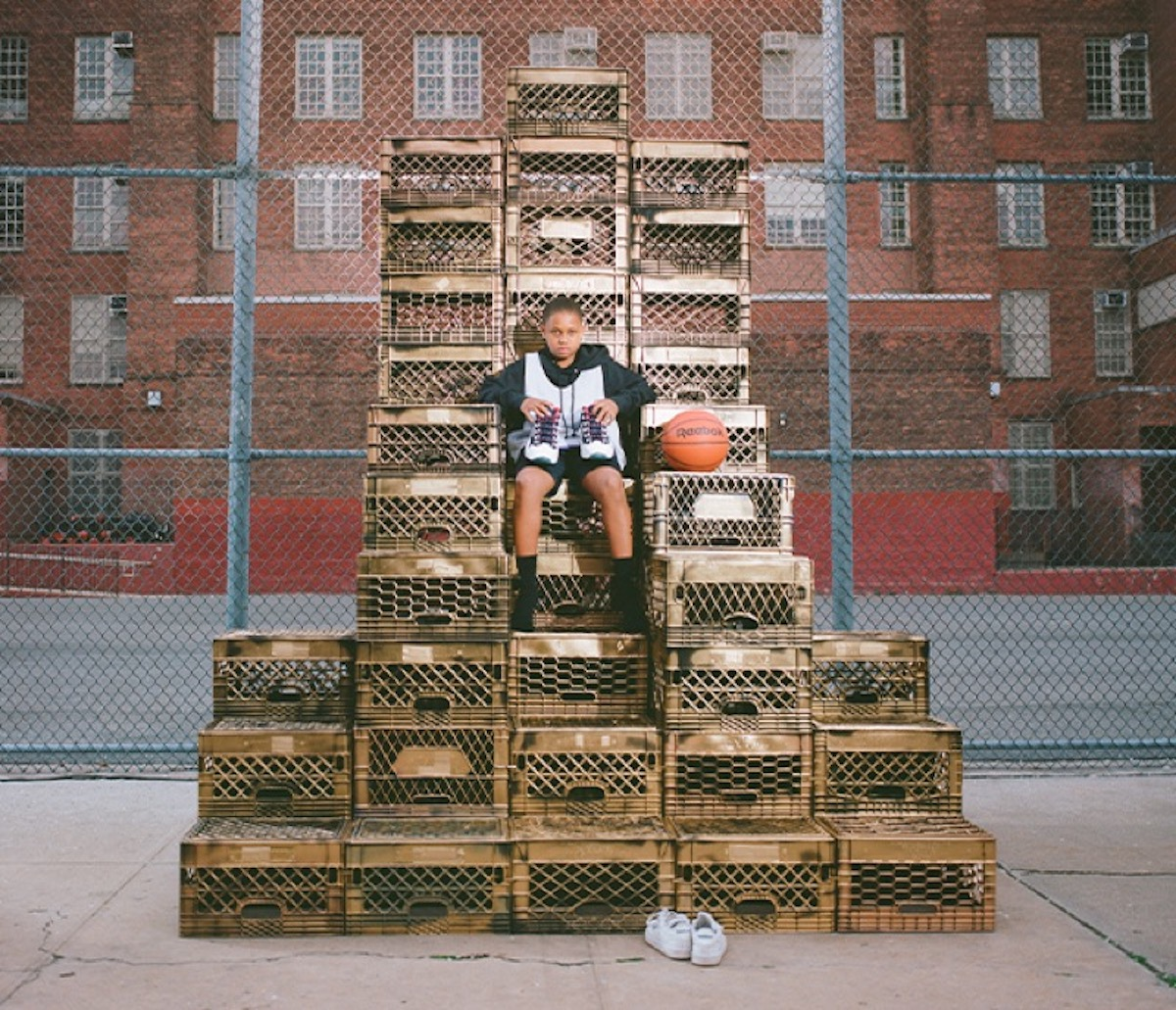 Reebok & Kerby Jean-Raymond Team Up for 'CrateMaster' Short Film Premiere