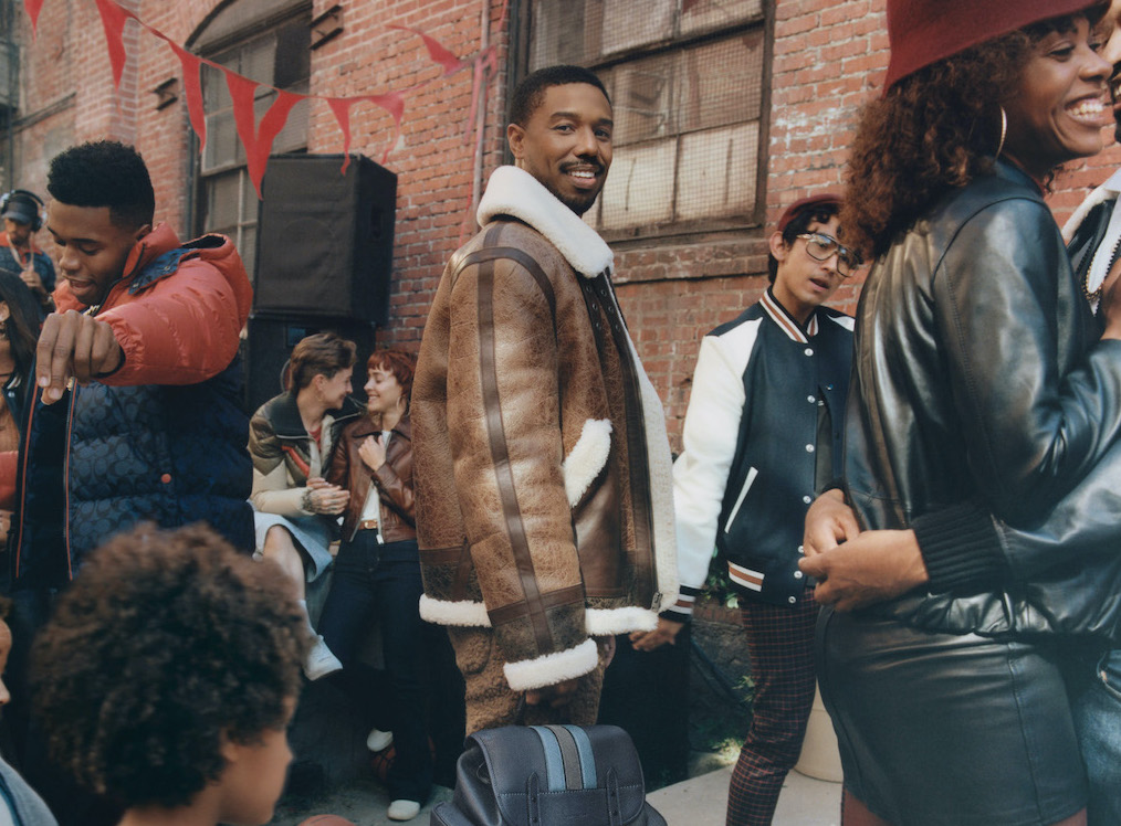 """Coach debut Autumn/Winter 2021 """"With Friends"""" Campaign"""