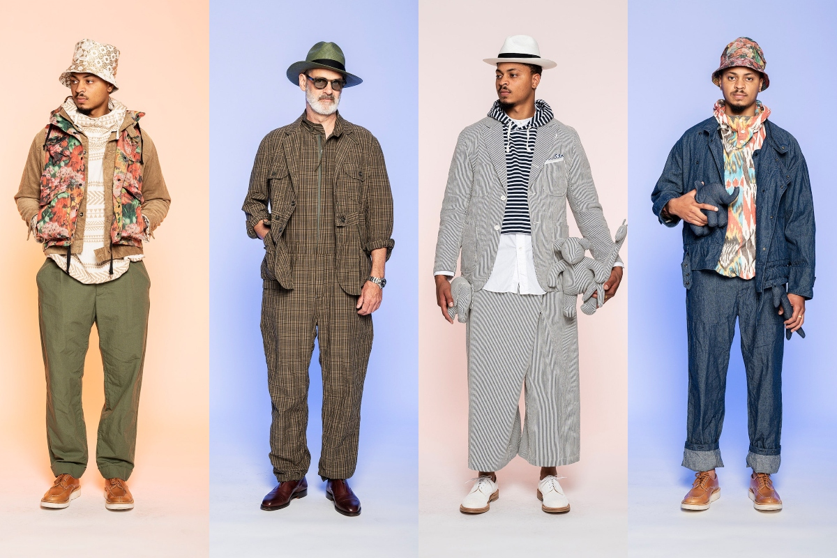 Engineered Garments Spring/Summer 2022 Collection