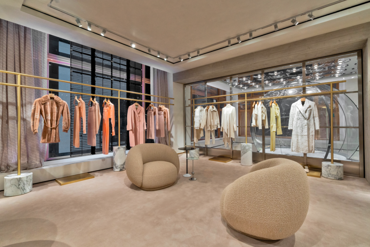 Fendi Opens New 57th Street New York City Flagship Store