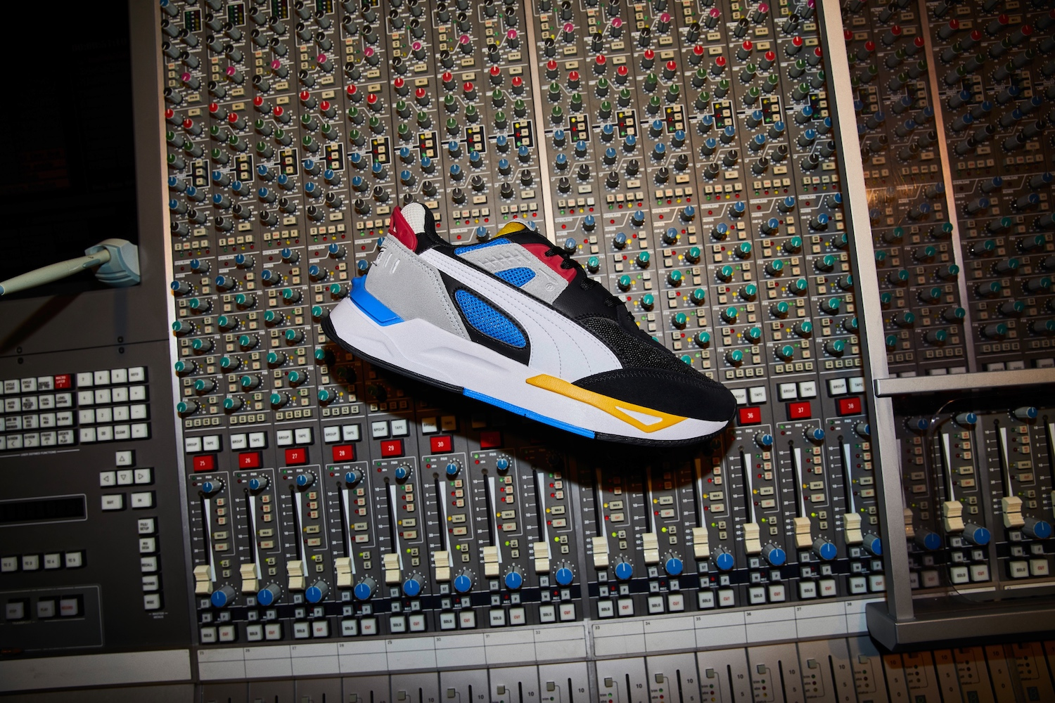 PUMA and DJ Snake Honour The Club Scene with Latest Edition of Mirage Sport Sneaker