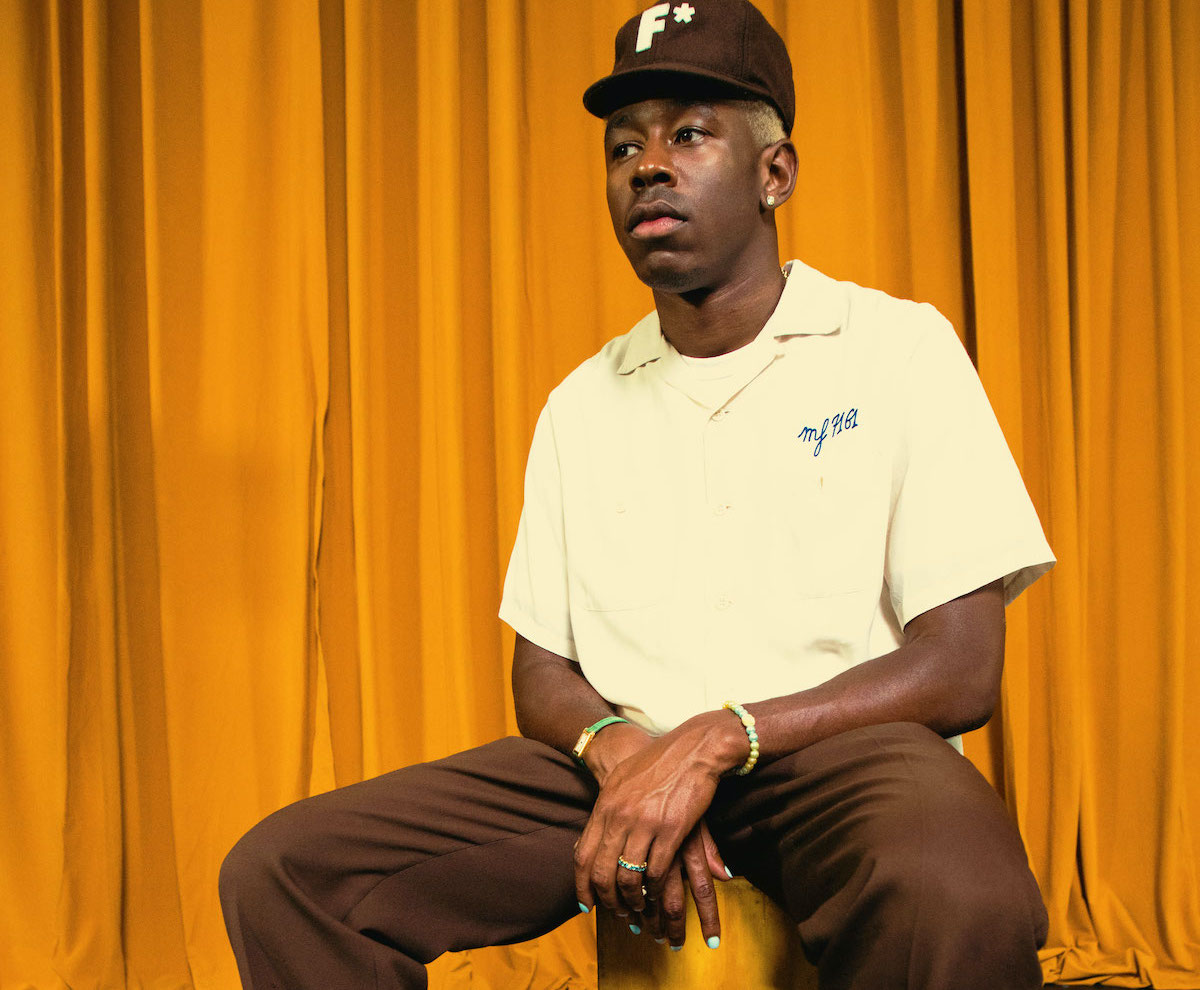Tyler, The Creator & Converse Debut 'The Really Cool Converse Club'