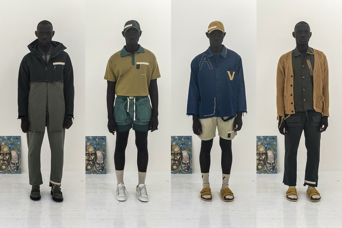 VAL. Kristopher Spring/Summer 2022 Collection