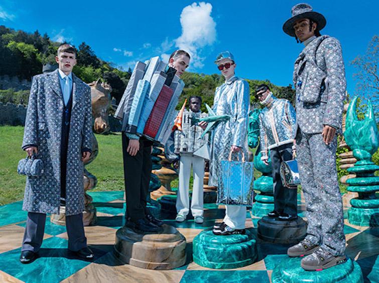 Louis Vuitton Unveil Tim Walker Lensed AW21′ Collection Campaign