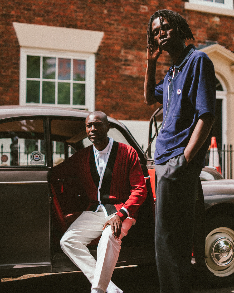 Casely-Hayford Reinvents Classic Styles with Fred Perry for Latest Collection