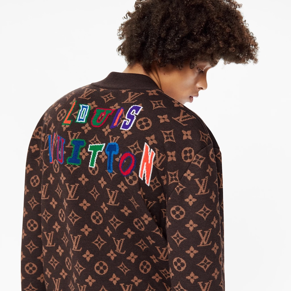 PAUSE or Skip: Louis Vuitton NBA Graphic Blouson