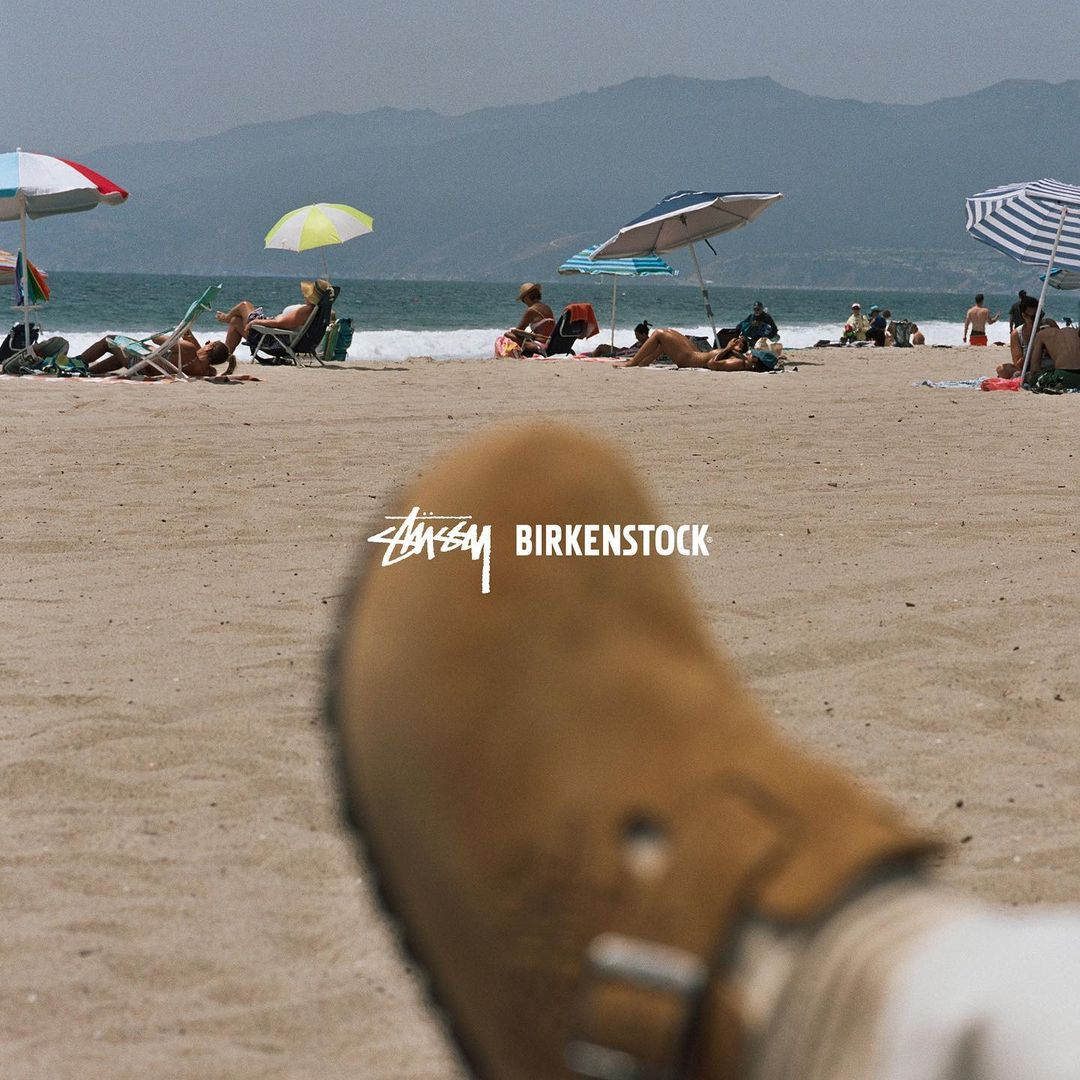 Stussy and Birkenstock Launch a New Line of Boston Clogs