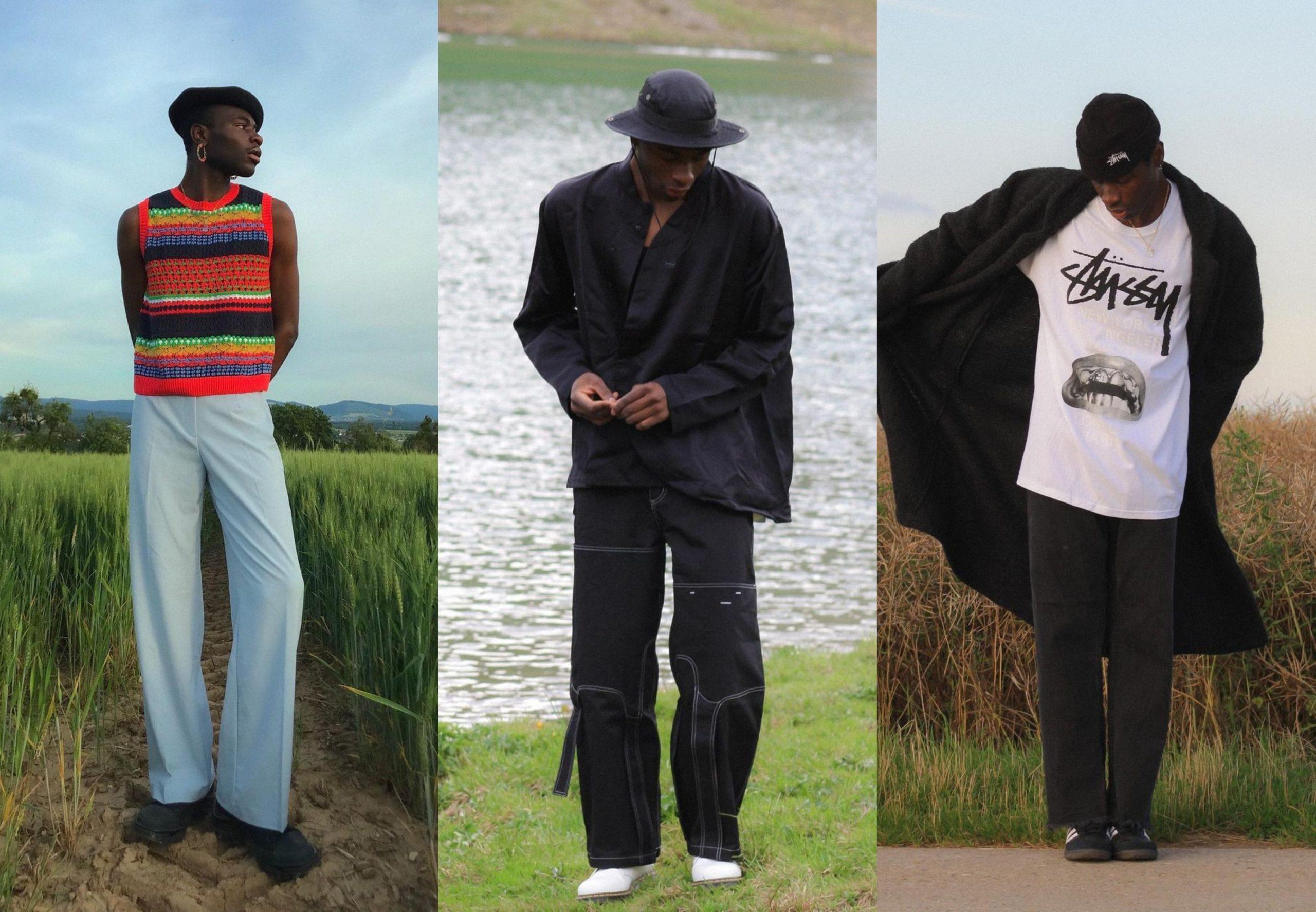 Mak Dominique Presents his Favourite Fashion Items
