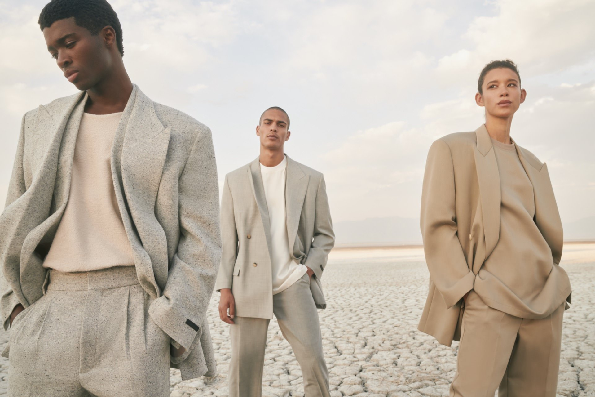 Fear Of God Autumn/Winter 2021 Campaign