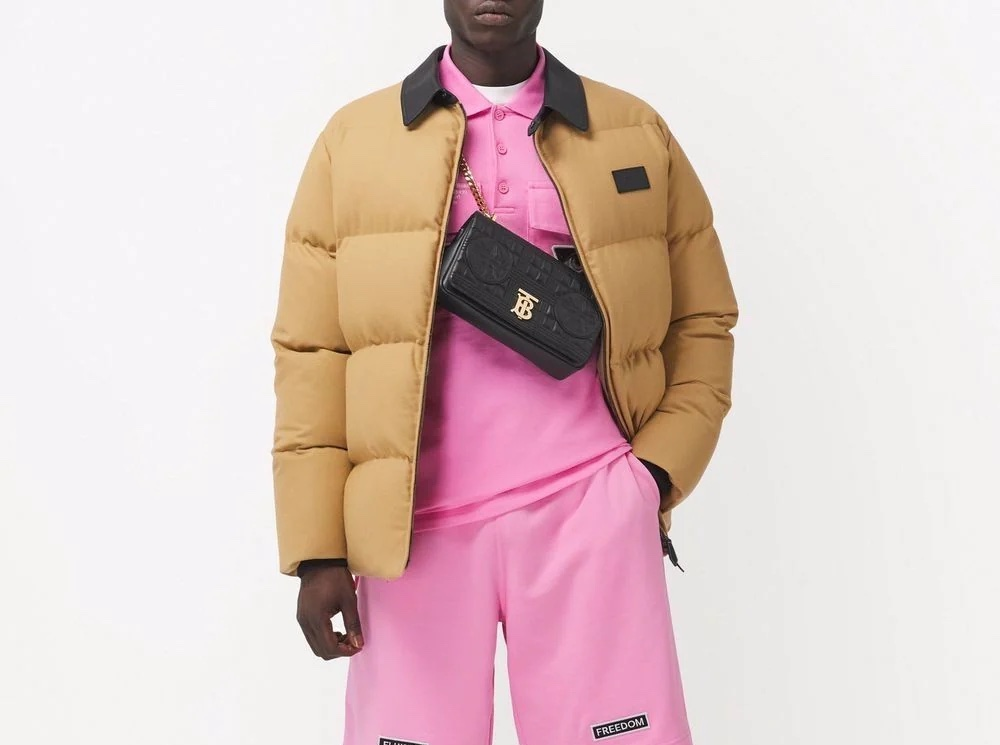 PAUSE or Skip: Burberry Padded Collared Jacket