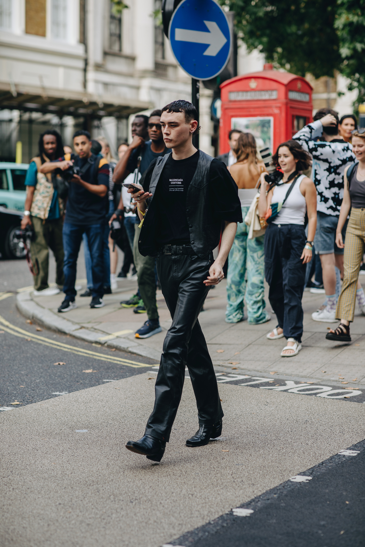 Street Style Shots: London Fashion Week Day 1 & 2
