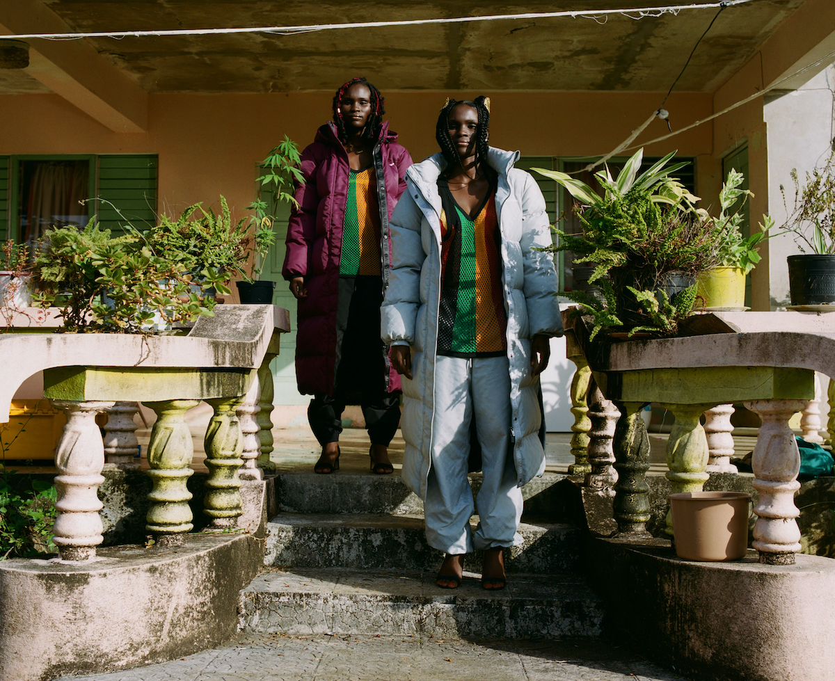 Daily Paper take us to Jamaica for Autumn/Winter 2021 Campaign