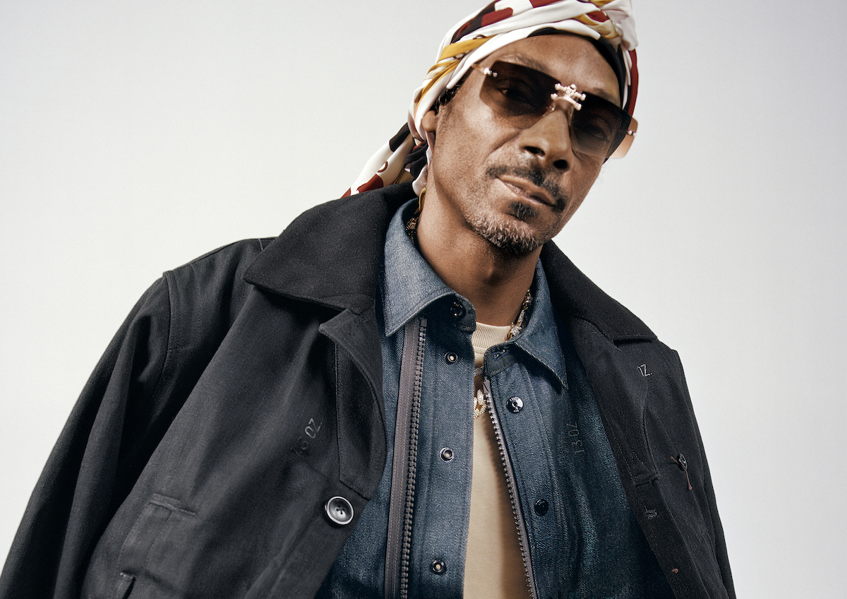 Snoop Dogg is Unveiled as the New Face of G-Star RAW