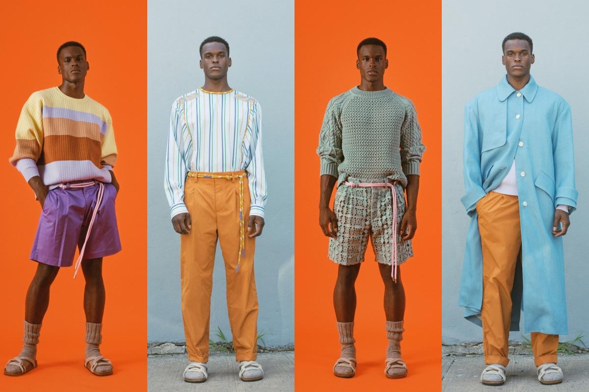 NYFW: AKNVAS Spring/Summer 2022 Collection