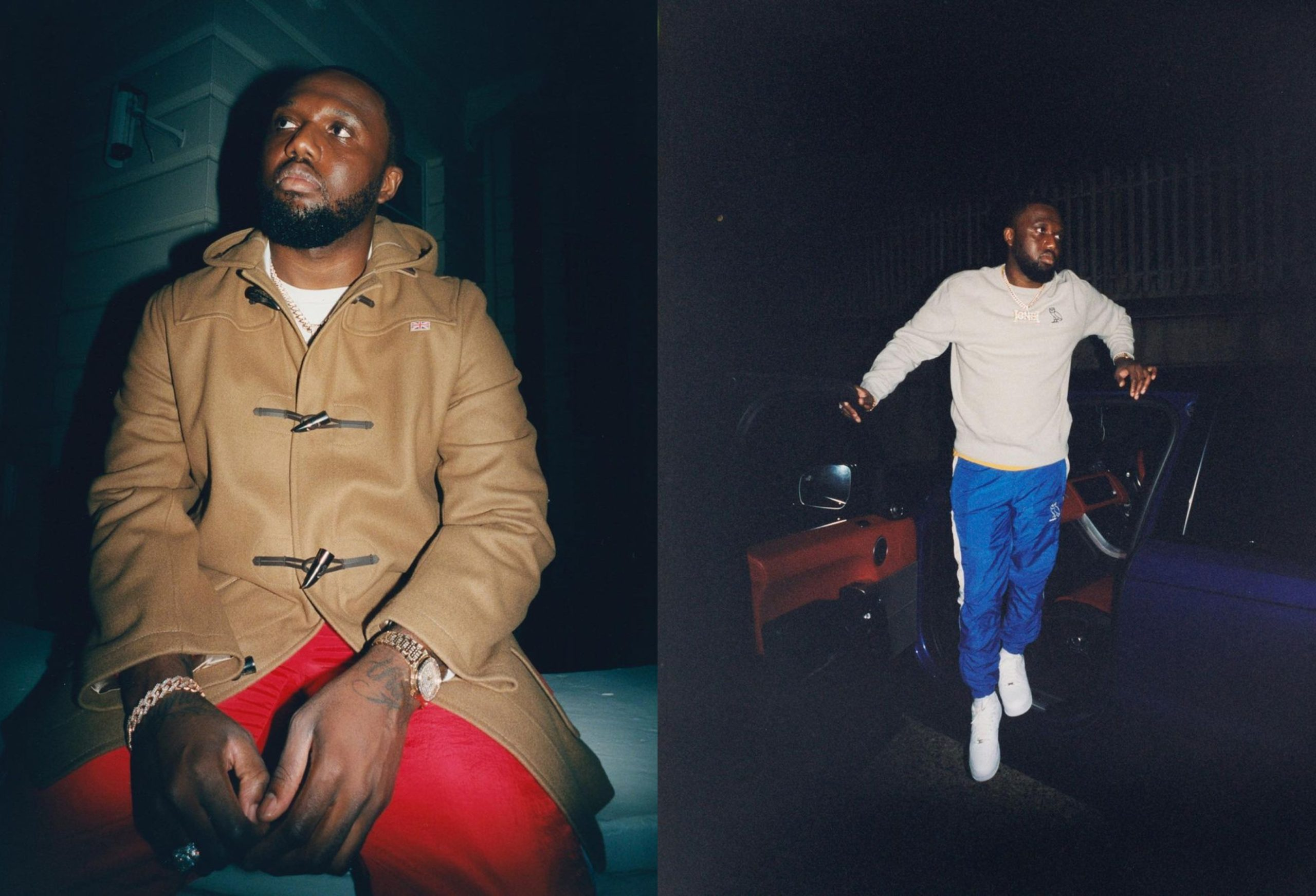 OVO Previews its Autumn/Winter 2021 Drop with Headie One