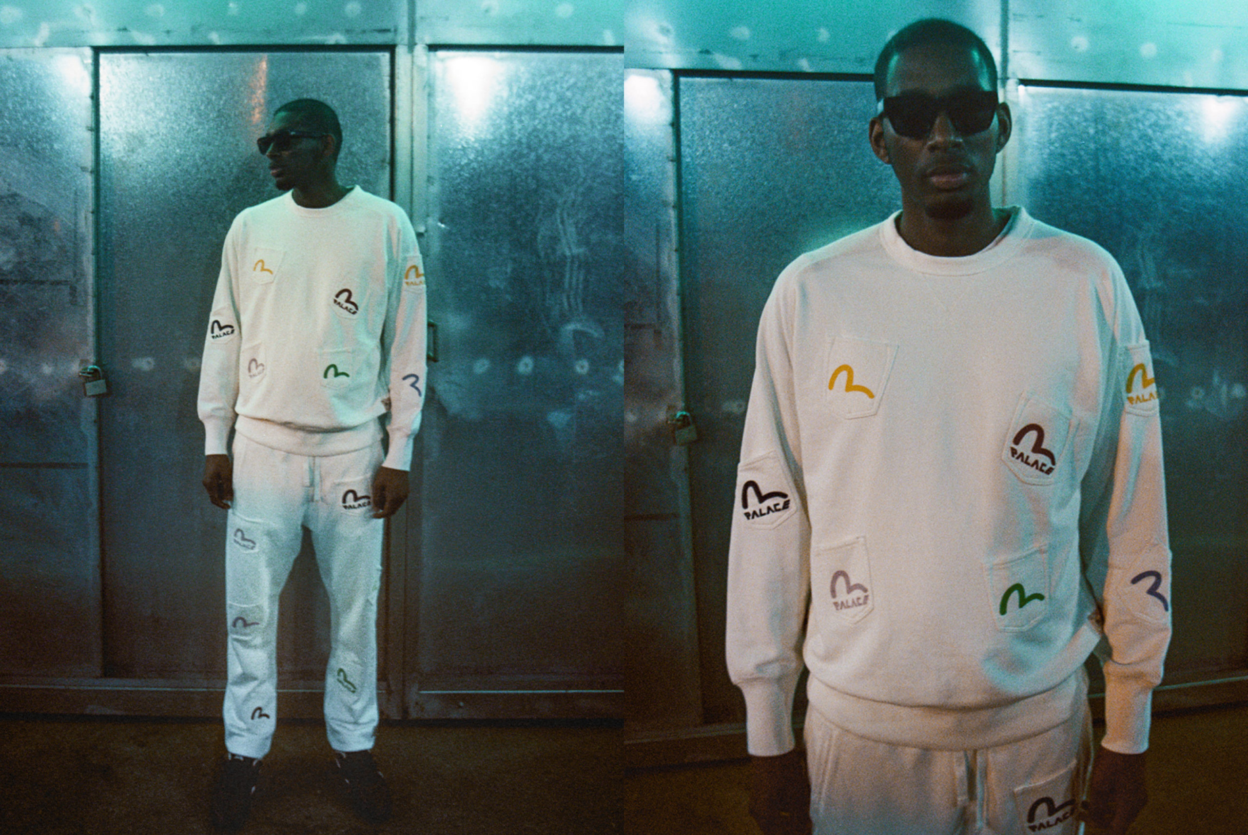Palace and EVISU Return With Second Collaborative Collection