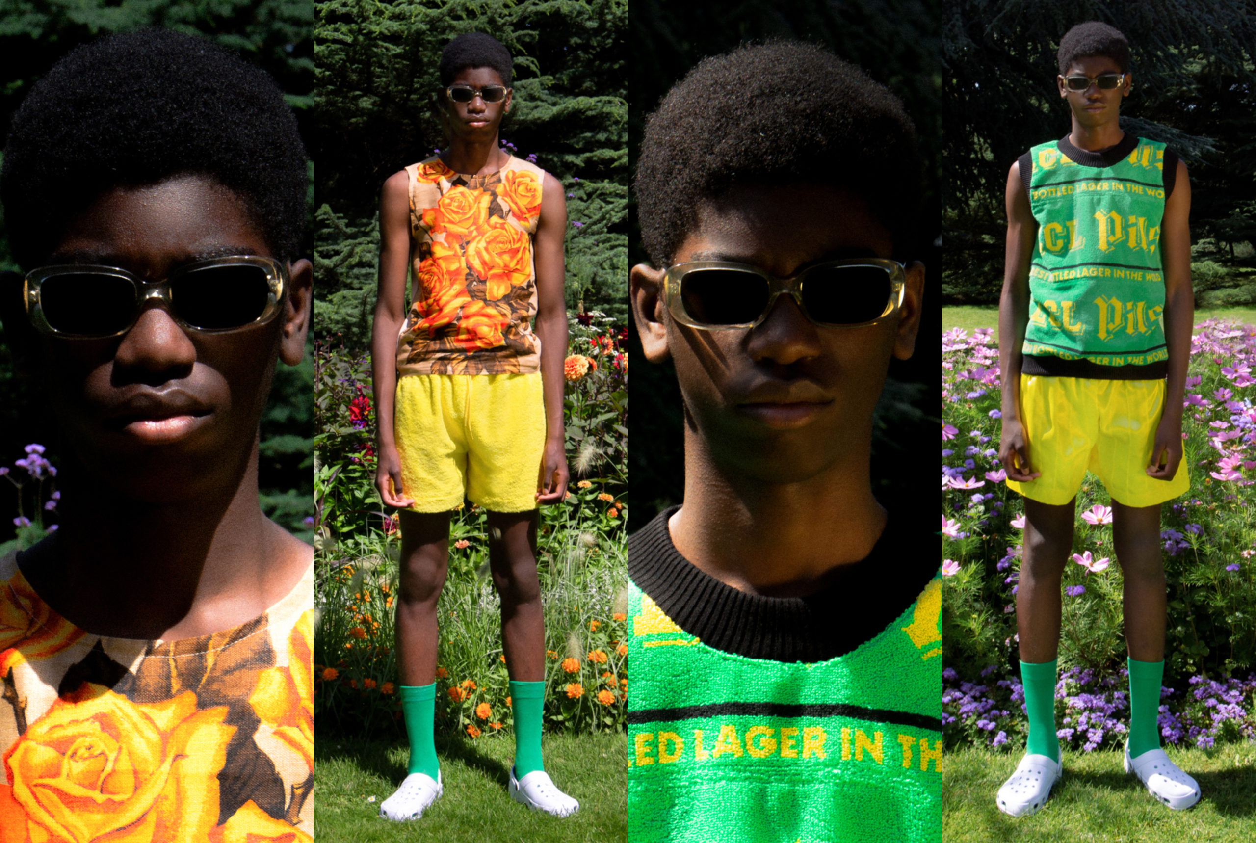 "Adam Jones ""Summer of 21"" Collection is an Ode To 1969"