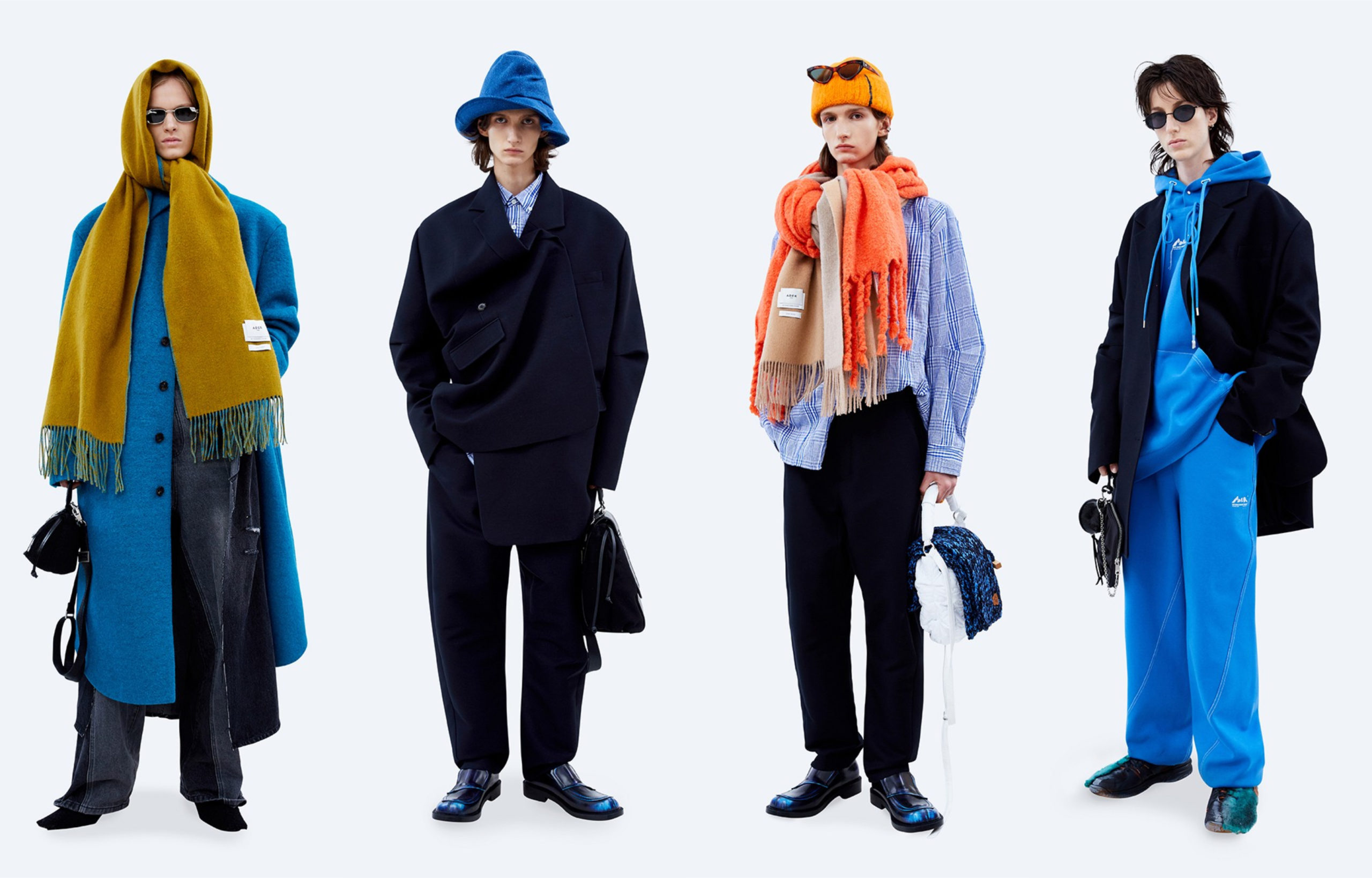 ADER error Layer-Up for Autumn/Winter 2021 Collection