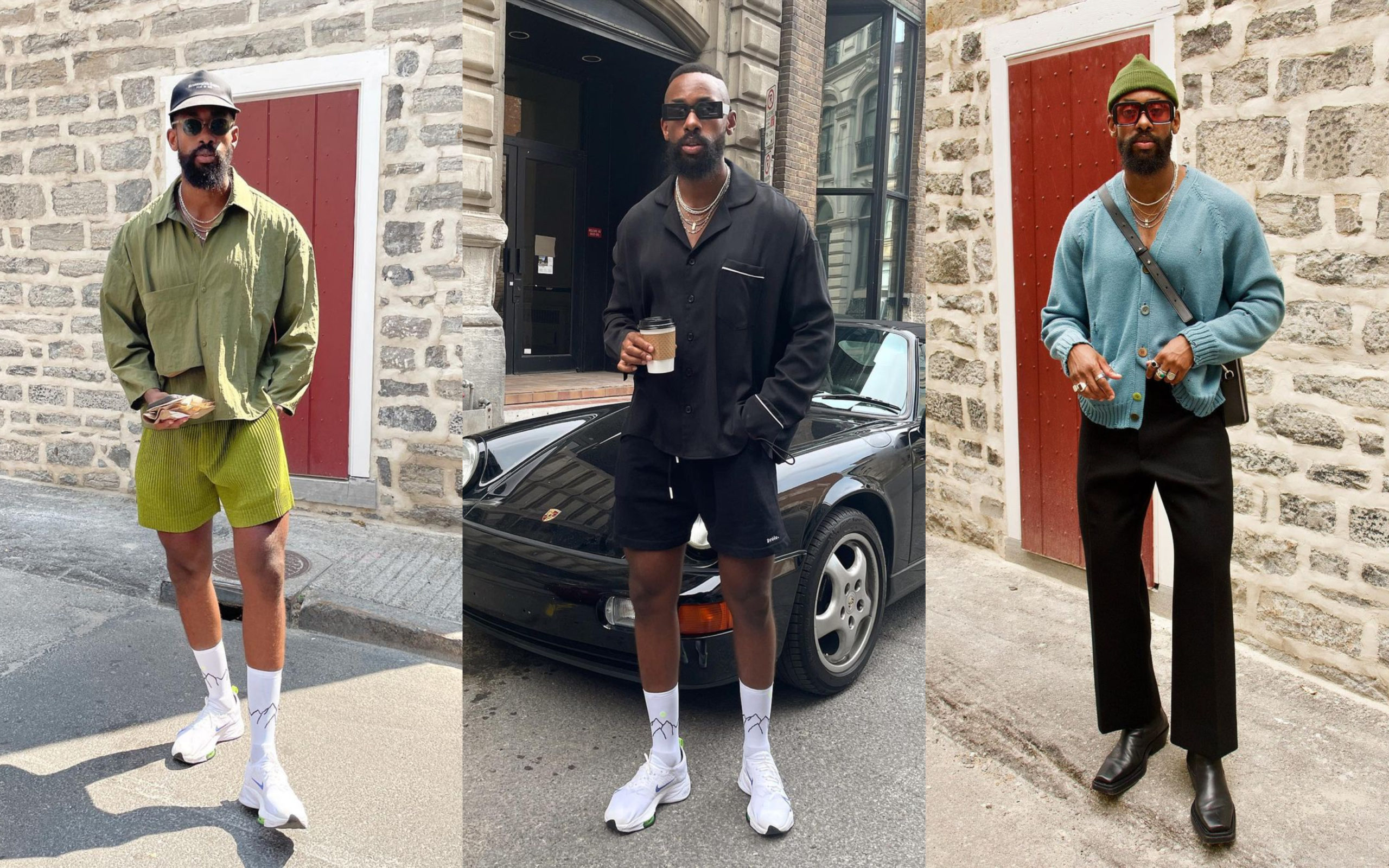 Greg Ntore Selects his Must-Have Items for Autumn/Winter