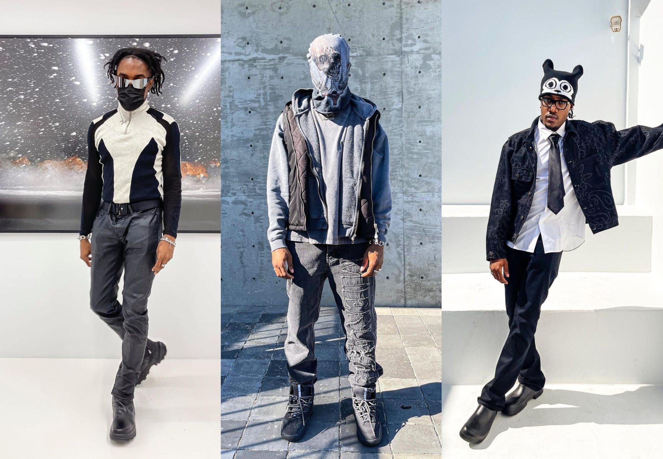 Jadon Grundy Presents his Favourite Fashion Items