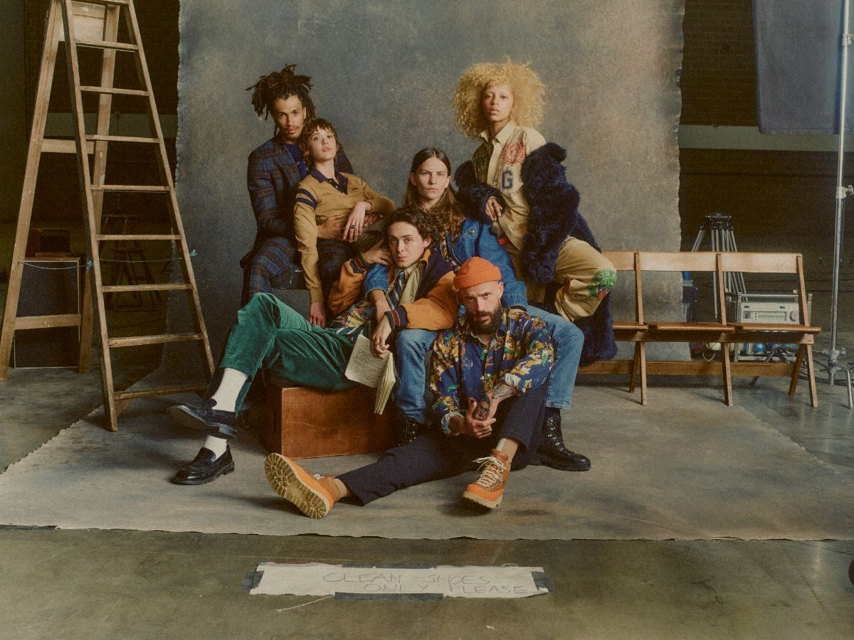 GANT Spotlight UK Artists and Thought Leaders in Autumn/ Winter 21′ Campaign