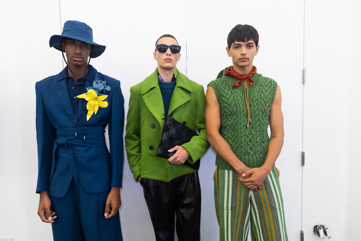 A Closer Look at New York Fashion Week Day 1