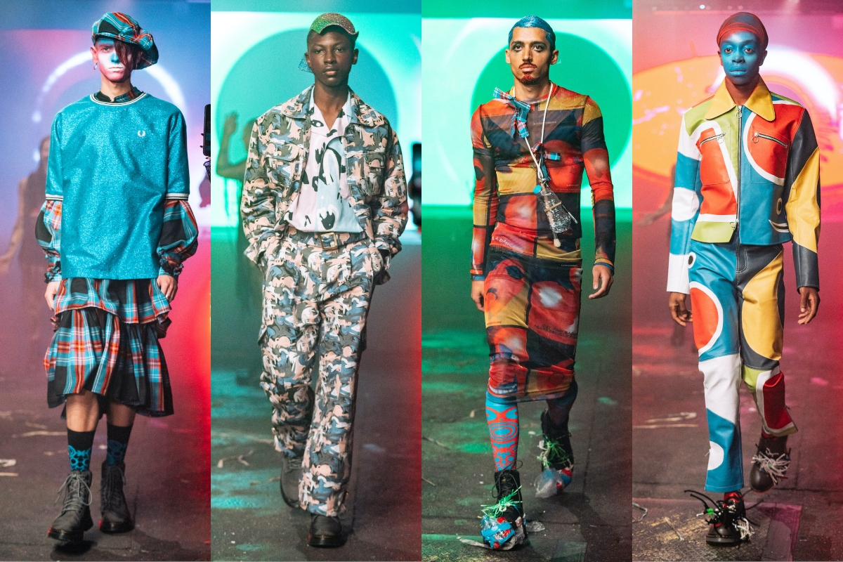 Charles Jeffrey Loverboy Spring/Summer 2022 Collection