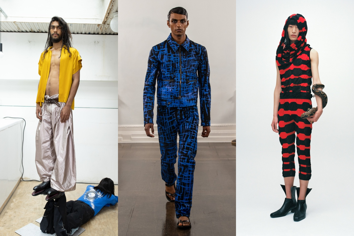 LFW: Fashion East Spring/Summer 2022 Collections