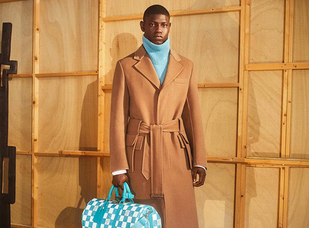 Louis Vuitton debut Capsule Inspired by Founder Marque L. Vuitton' Letter