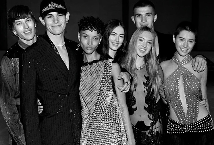 DSquared2 Debut Autumn/Winter 2021 Collection Campaign