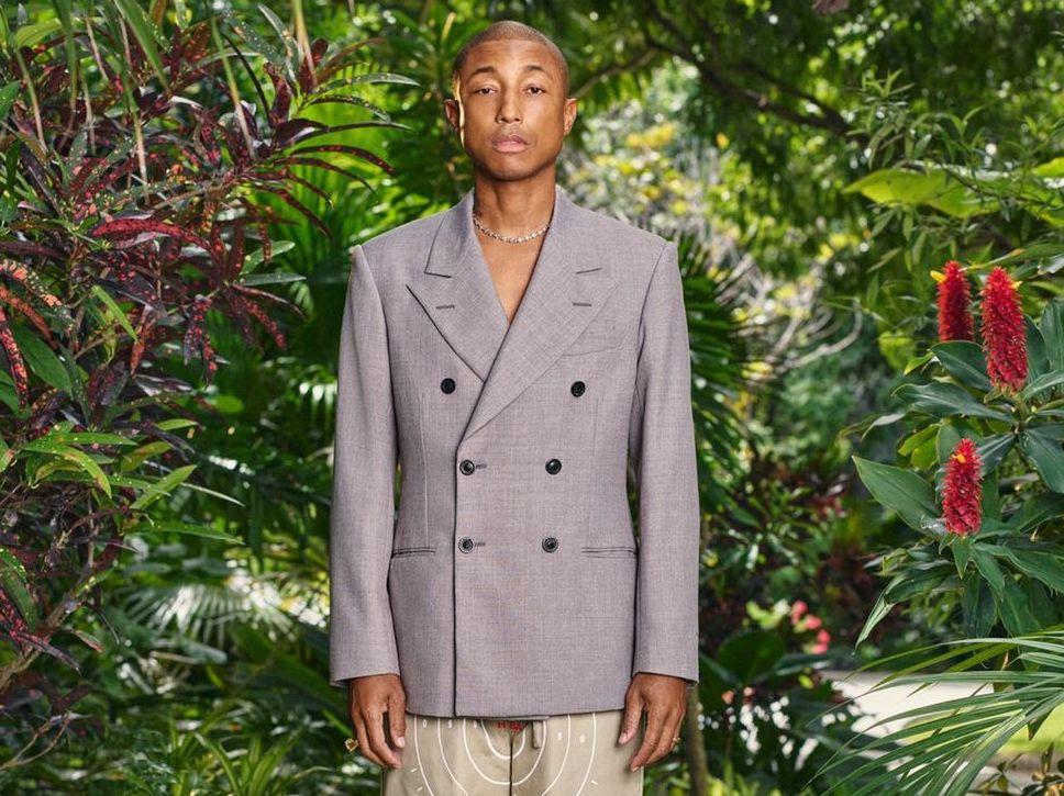 SSENSE Magazine Debut AW21′ Issue Starring Pharrell Williams