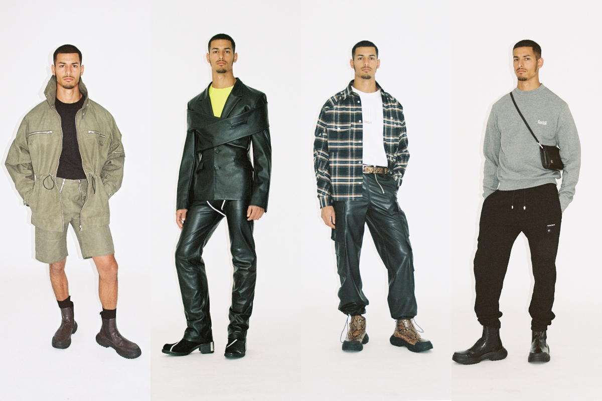 PFW: GmbH Winter 2021 'Pre-Collection'