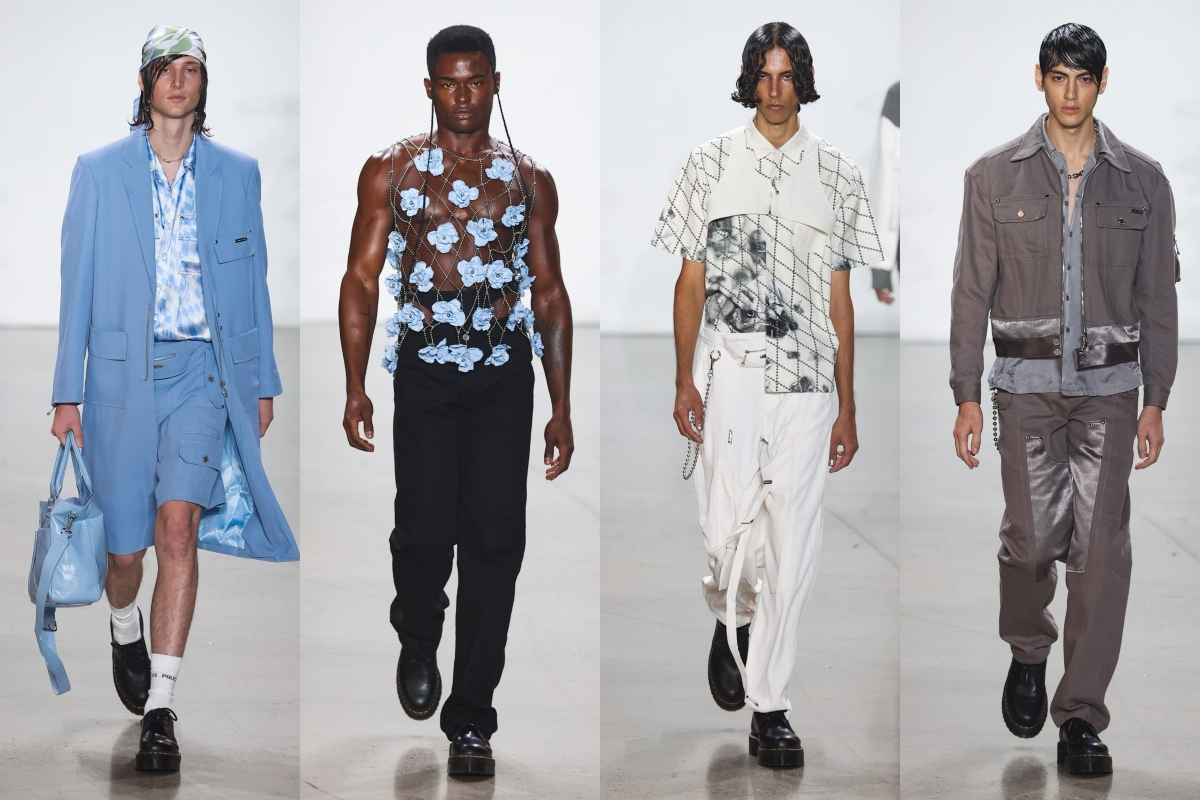 NYFW: Private Policy Spring/Summer 2022 Collection
