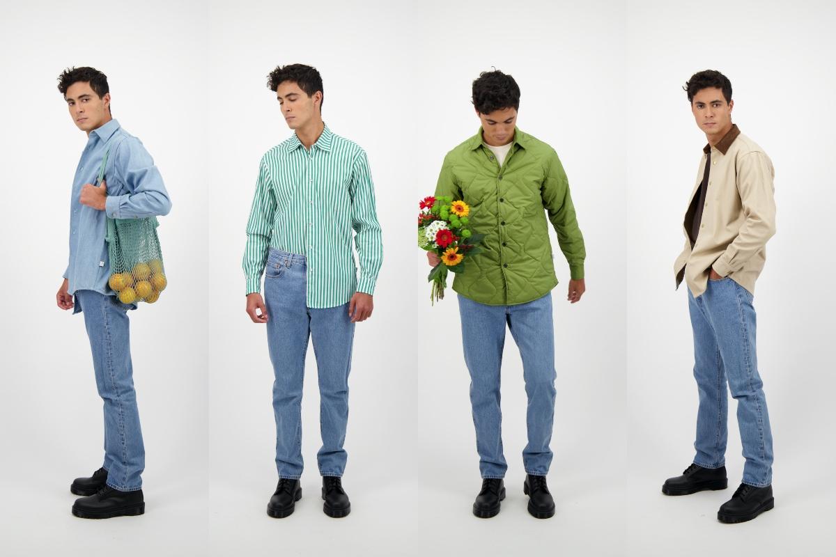 Parisian label SIMPLIFIER Debut Latest Unisex Shirt Collection