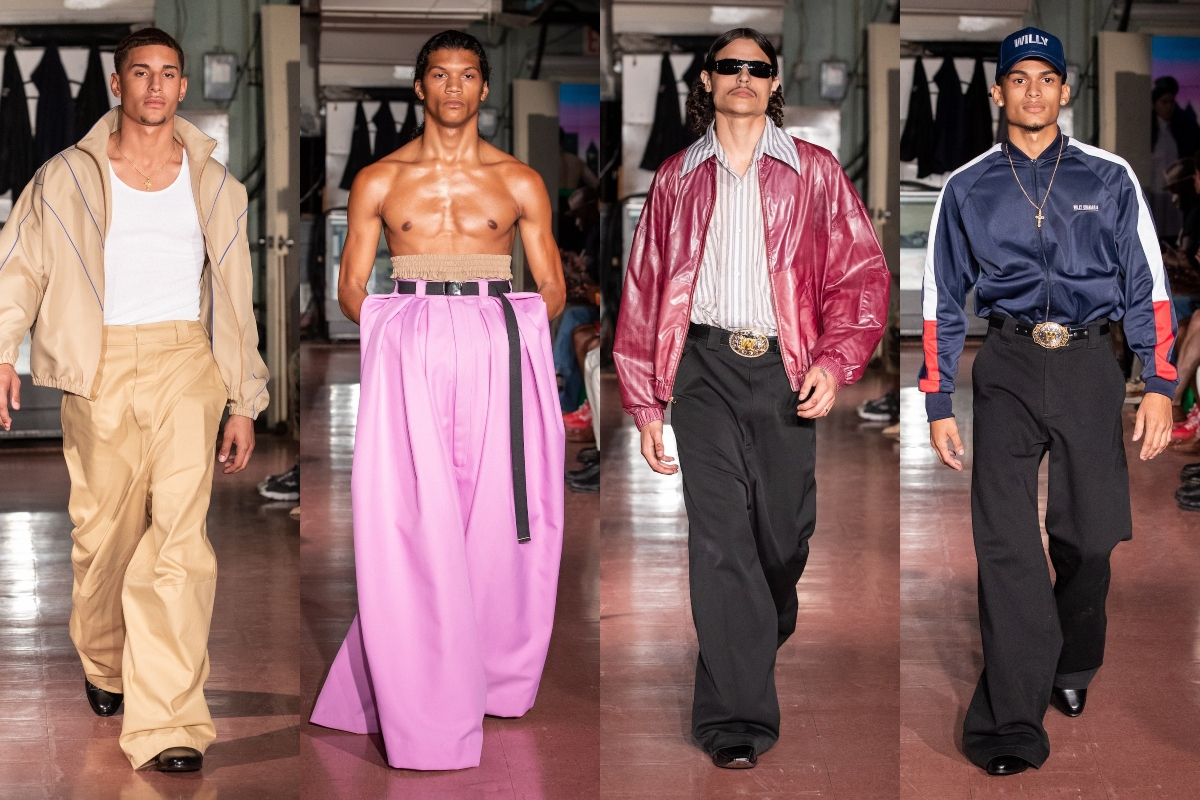 NYFW: Willy Chavarria Spring/Summer 2022 Collection