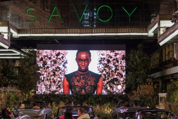 Gucci Aria Private Screening at The Savoy Hotel