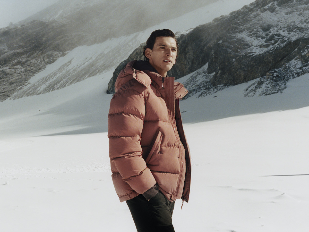 Swedish label ARKET Unveil new Upcycled Down™ Collection for AW21′