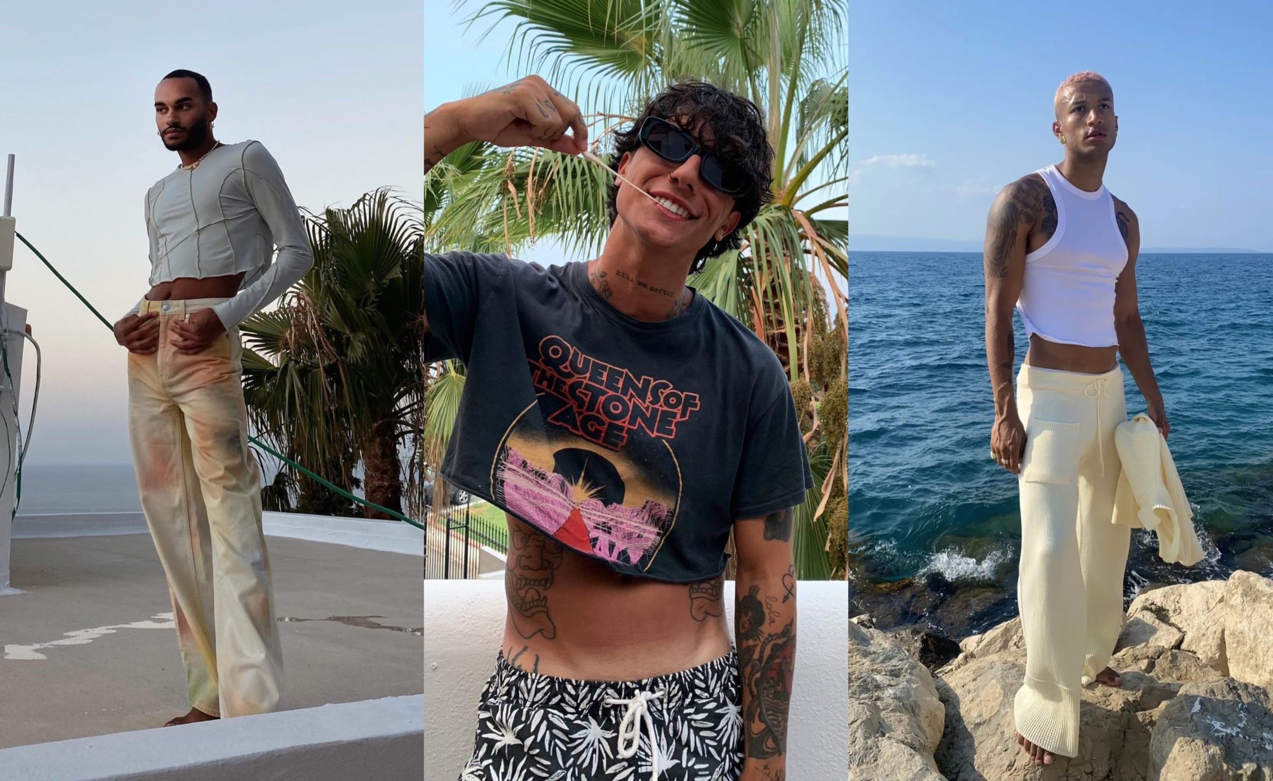 PAUSE Highlights: The Changing Narrative Around Men's Crop Tops