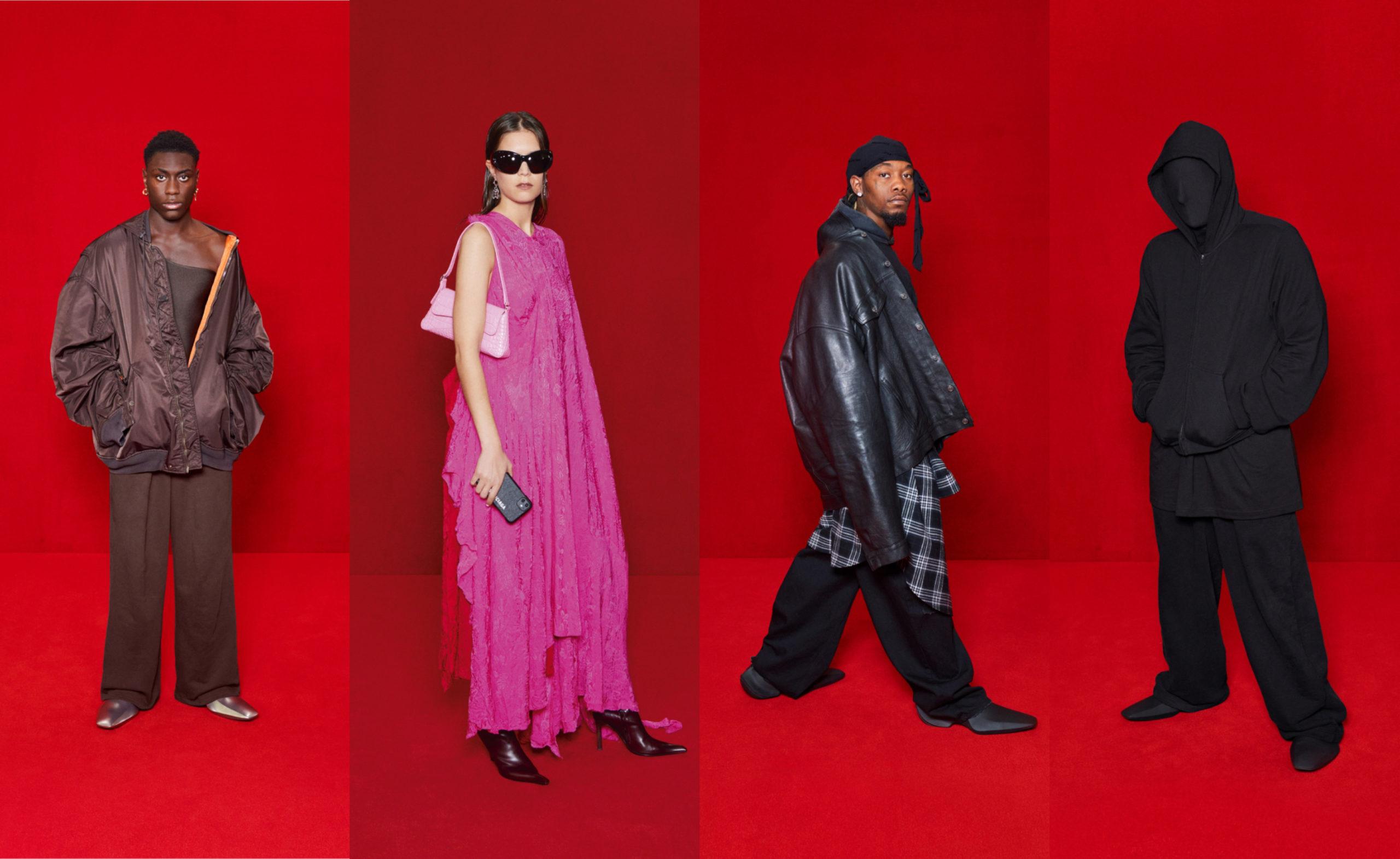 PFW: Balenciaga Spring/Summer 2022 Collection