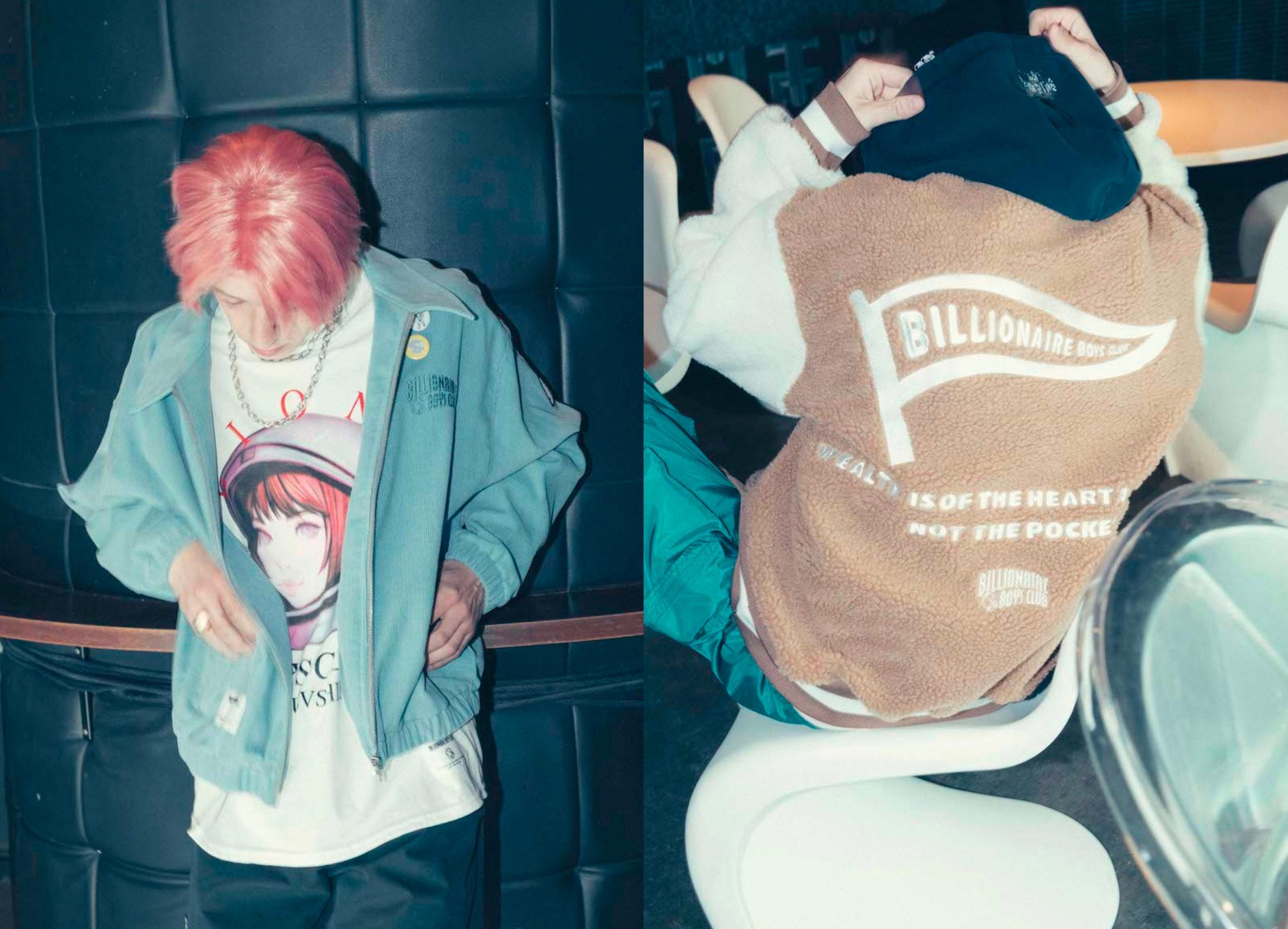 Billionaire Boys Club Launches Cosy Autumn/Winter Collection