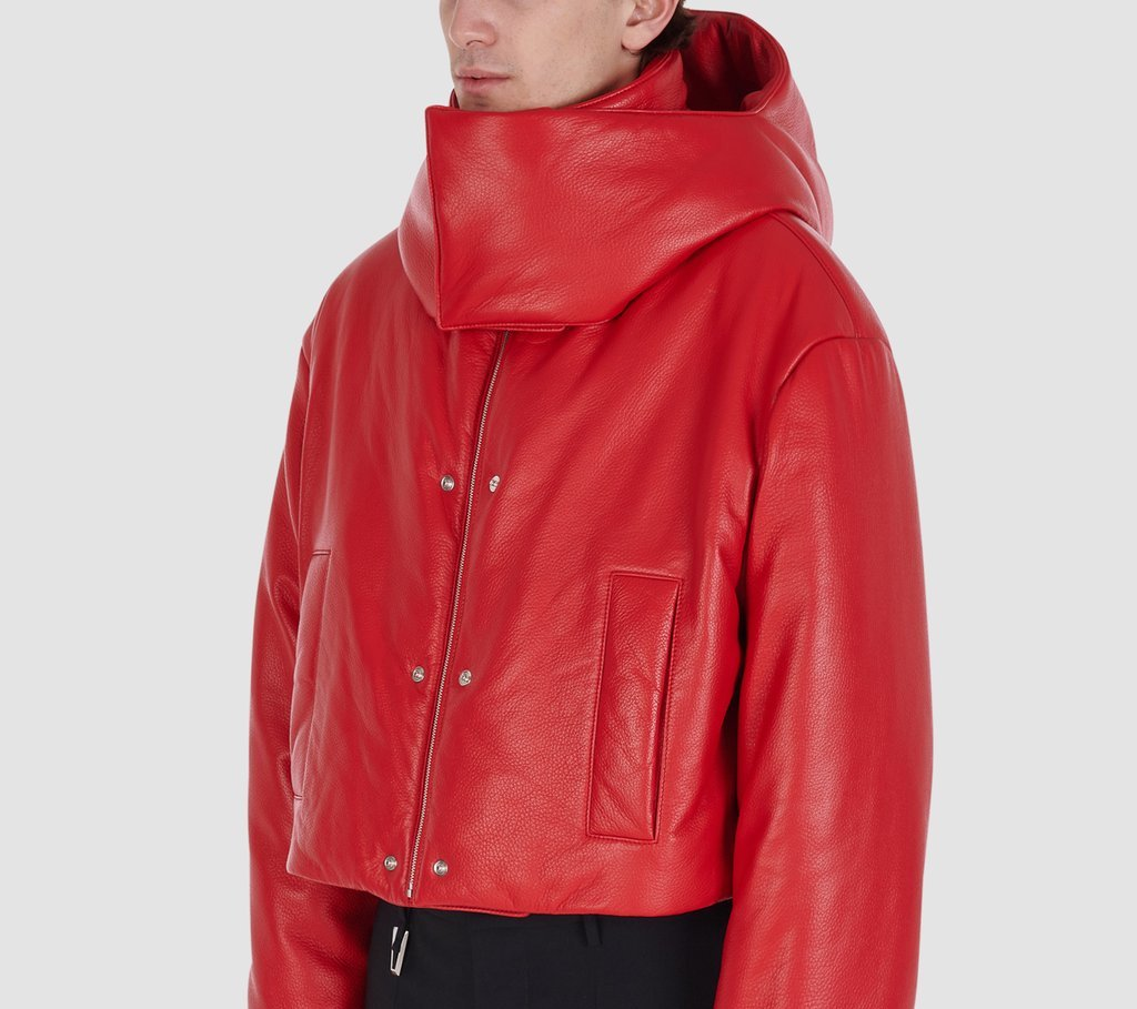 PAUSE or Skip: 1017 ALYX 9SM Leather Scout Puffer Jacket