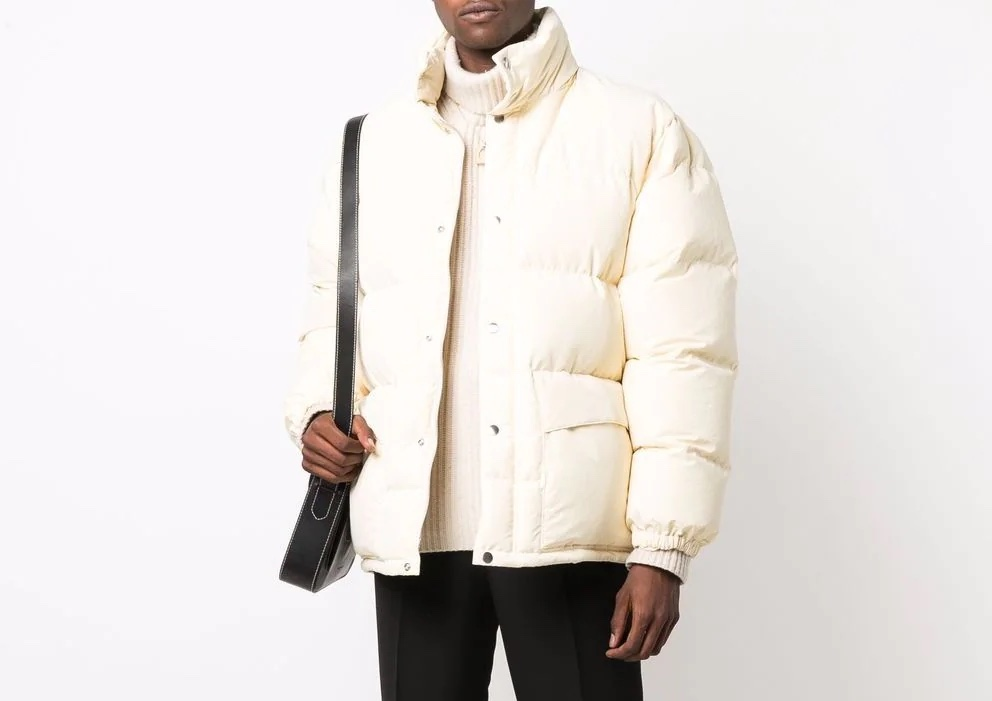 PAUSE or Skip: Jil Sander Feather-Down Padded Jacket