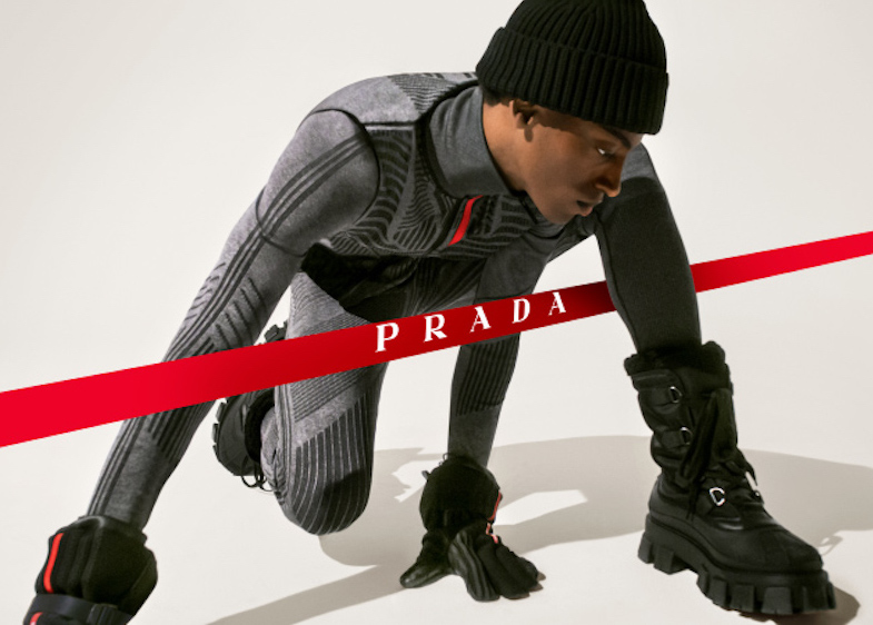 Prada Linea Rossa Debuts Autumn/Winter 2021 Campaign